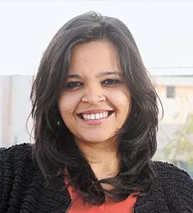 Ms. Shreyasi Singh - Naropa Fellowship Faculty